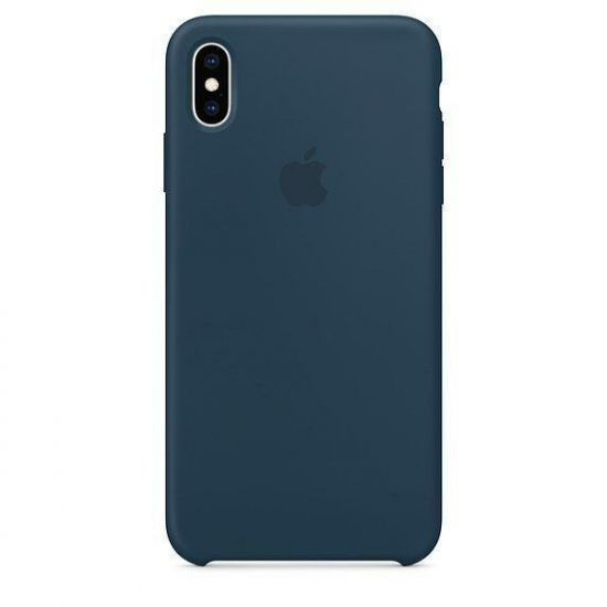 Чехол Apple Silicone Case iPhone XR - Pacific Green